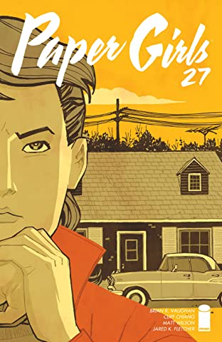 Paper Girls No.27