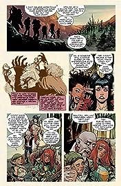 Rat Queens Special: Swamp Romp #1