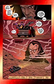 Brimstone and the Borderhounds #5