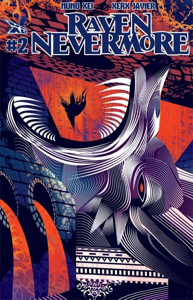 Raven Nevermore #2