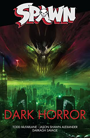 Spawn: Dark Horror TP Vol. 1