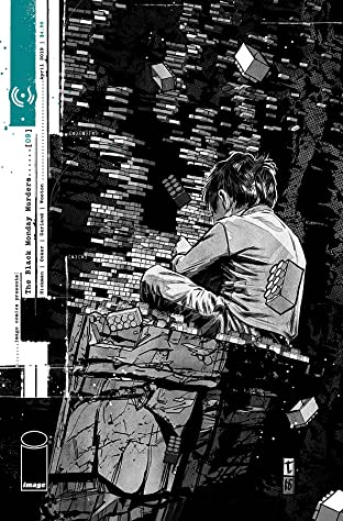 The Black Monday Murders No.9