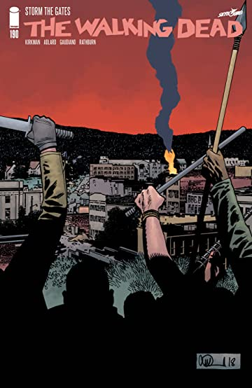 The Walking Dead No.190