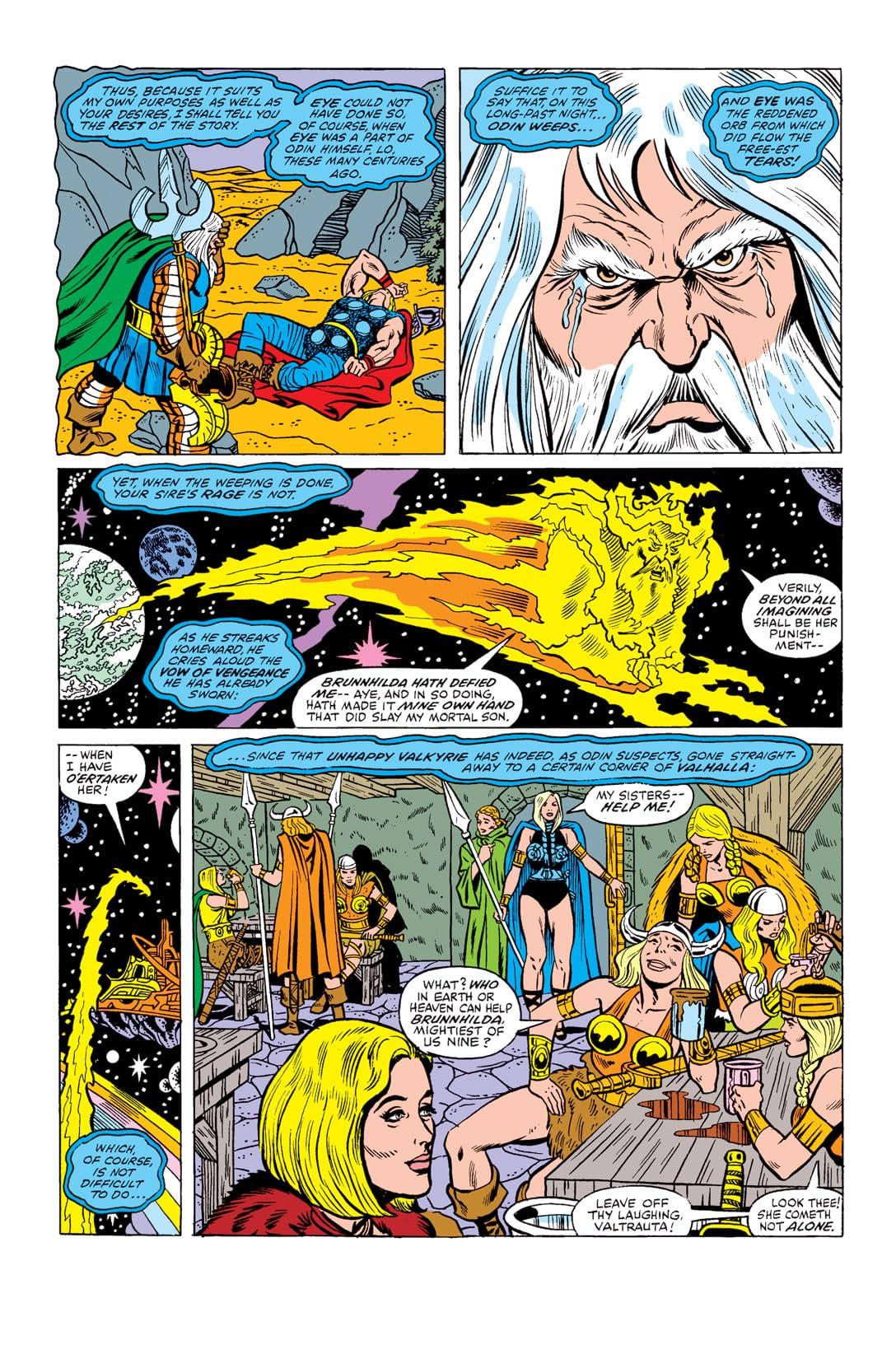 Thor (1966-1996) #297
