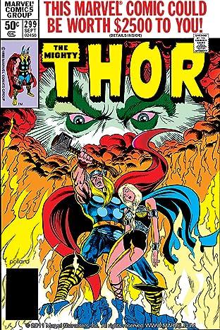 Thor (1966-1996) No.299