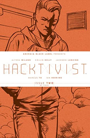Hacktivist #2