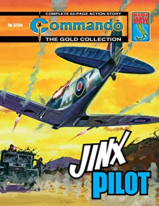 Commando #5204: Jinx Pilot