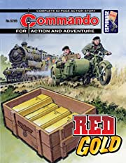 Commando #5205: Red Gold