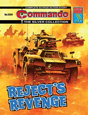 Commando #5206: Reject's Revenge