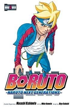 Boruto: Naruto Next Generations Vol. 5: Ao