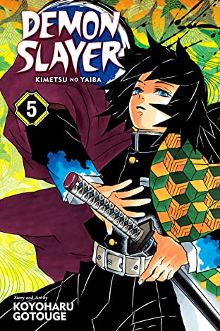 Demon Slayer: Kimetsu no Yaiba Vol. 5: To Hell