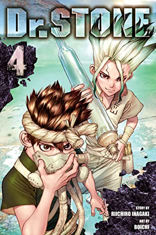 Dr. STONE Vol. 4: Senku's Lab