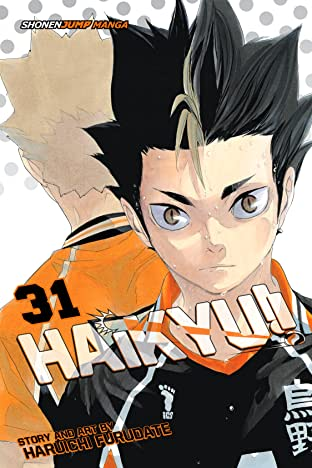 Haikyu!! Vol. 31: Hero
