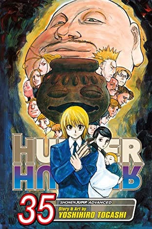 Hunter x Hunter Vol. 35: Ship of Fools