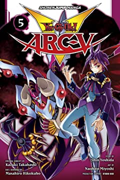 Yu-Gi-Oh! Arc-V Vol. 5: The Enemy's Hideout!!