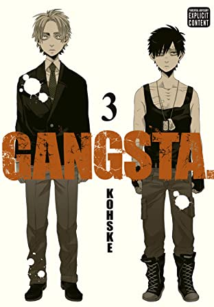 Gangsta. Vol. 3