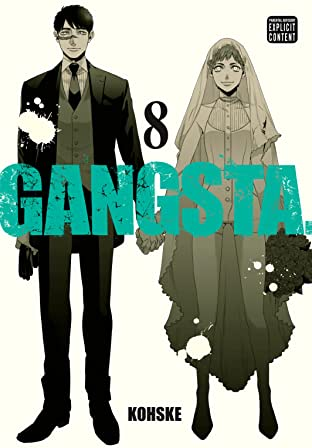 Gangsta. Vol. 8