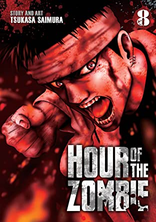 Hour of the Zombie Tome 8