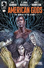 American Gods: The Moment of the Storm #1