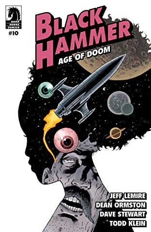 Black Hammer: Age of Doom #10