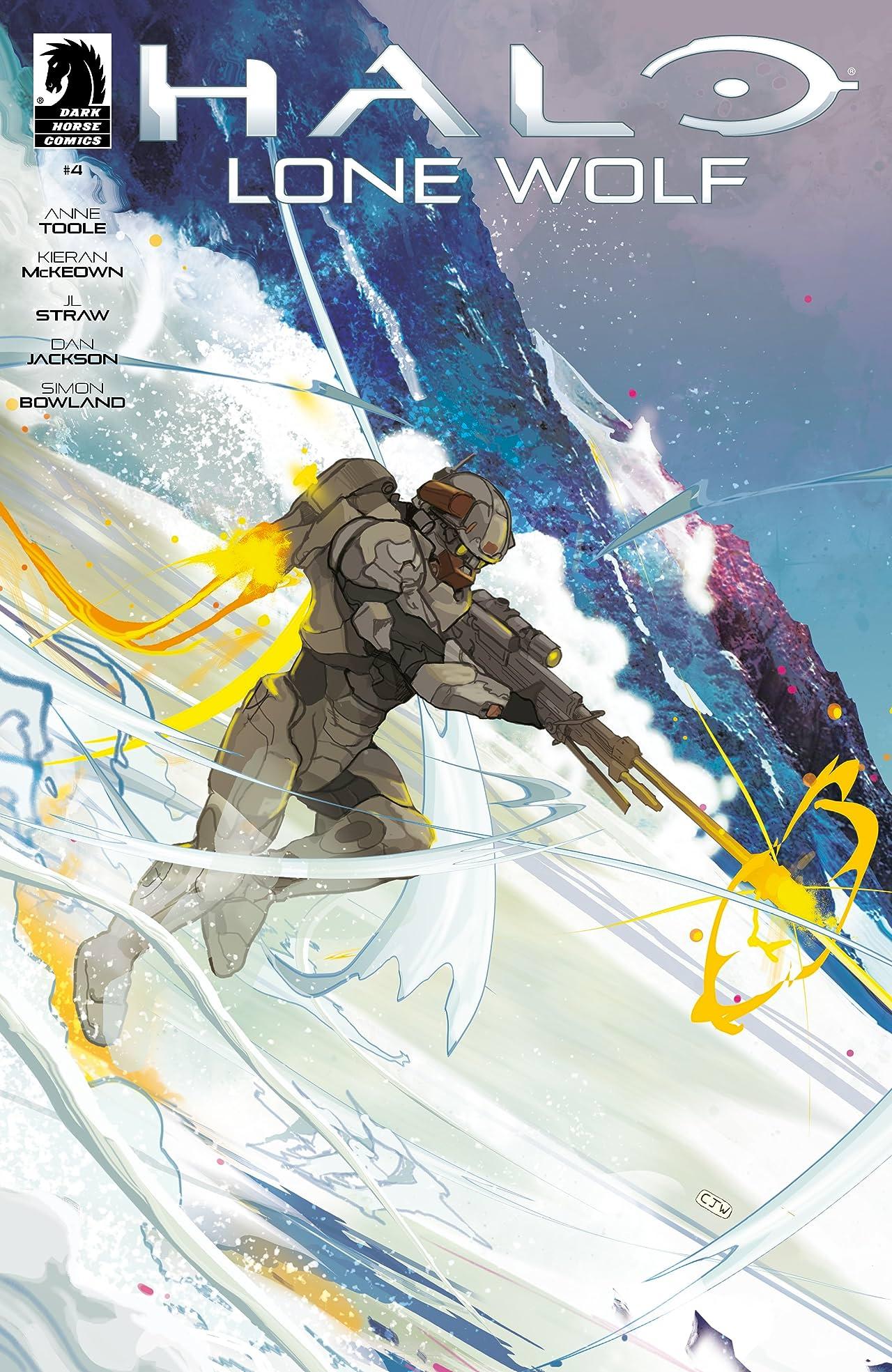 Halo: Lone Wolf No.4