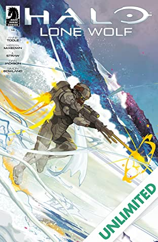 Halo: Lone Wolf #4
