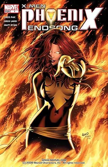 X-Men: Phoenix Endsong No.1