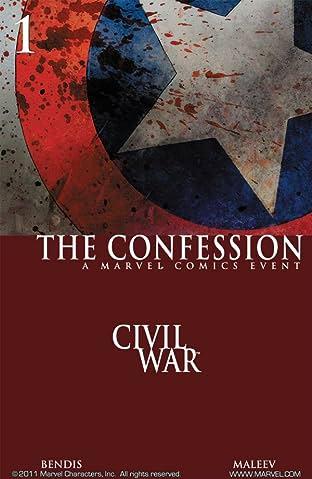 Civil War: The Confession