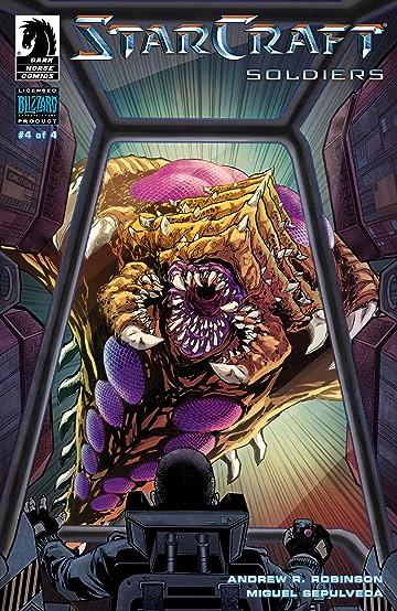 StarCraft: Soldiers #4