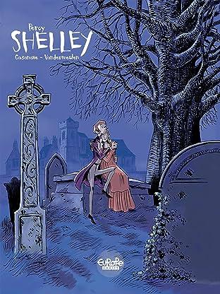 Shelley Vol. 1: Percy Shelley