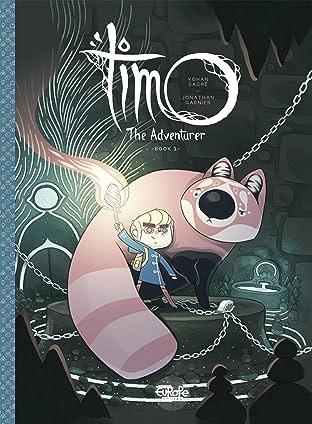 Timo the Adventurer Vol. 1: Book 1