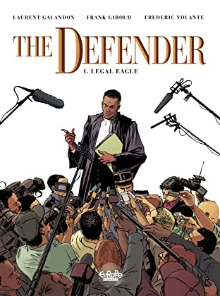 The Defender Vol. 1: Legal Eagle
