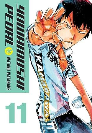 Yowamushi Pedal Vol. 11