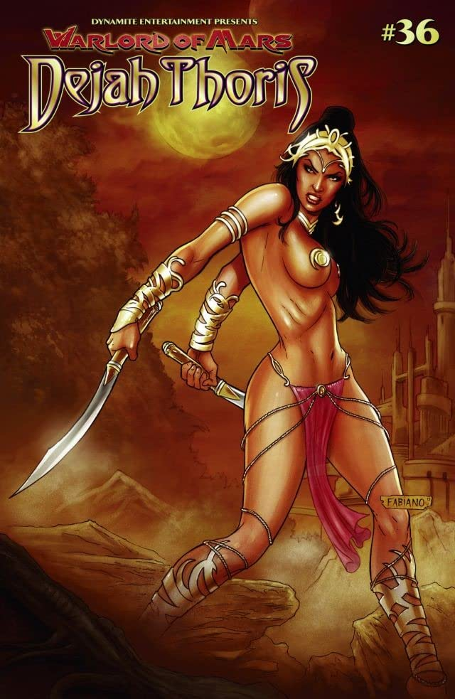 Warlord of Mars: Dejah Thoris #36