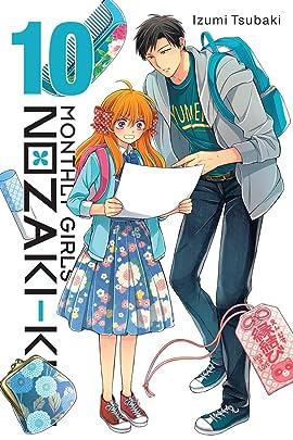Monthly Girls' Nozaki-kun Vol. 10