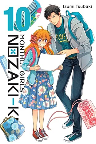 Monthly Girls' Nozaki-kun Vol. 10