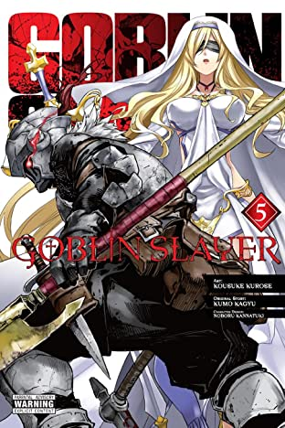 Goblin Slayer Tome 5