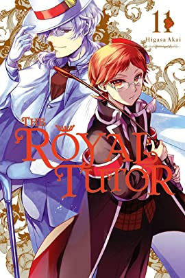 The Royal Tutor Vol. 11