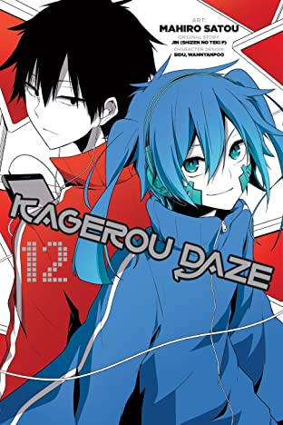 Kagerou Daze Vol. 12