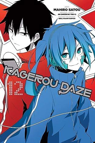 Kagerou Daze Tome 12