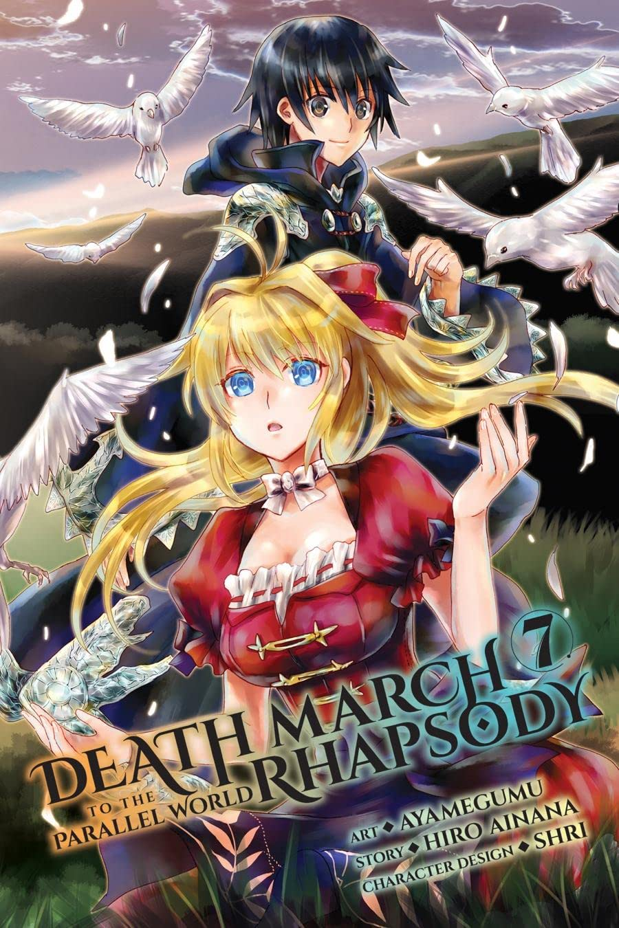 Death March to the Parallel World Rhapsody Vol. 7