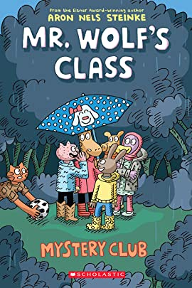 Mr. Wolf's Class Vol. 2: Mystery Club