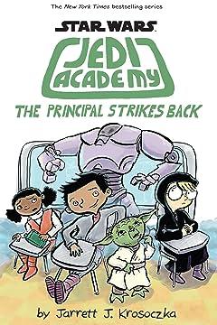 Star Wars: Jedi Academy Vol. 6: The Principal Strikes Back