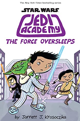 Star Wars: Jedi Academy Vol. 5: The Force Oversleeps
