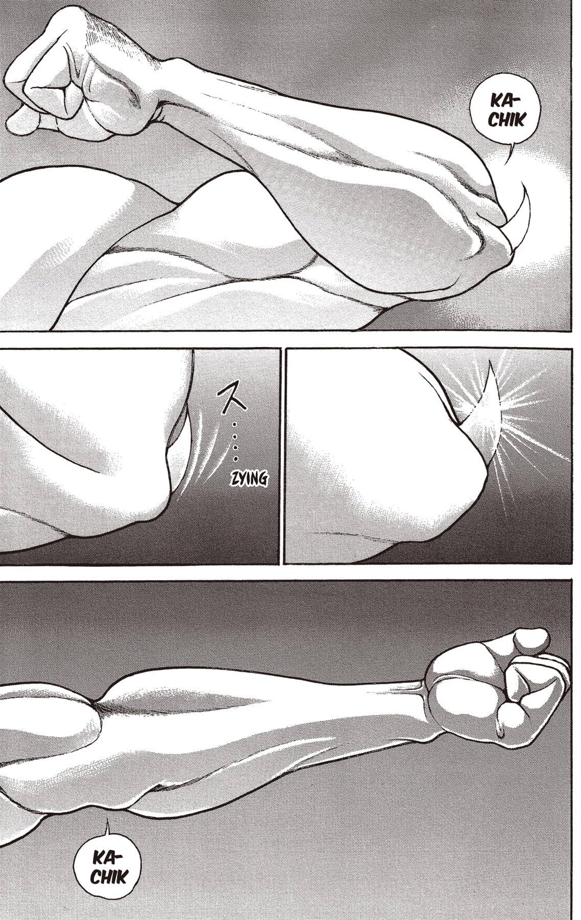 BAKI Vol. 13