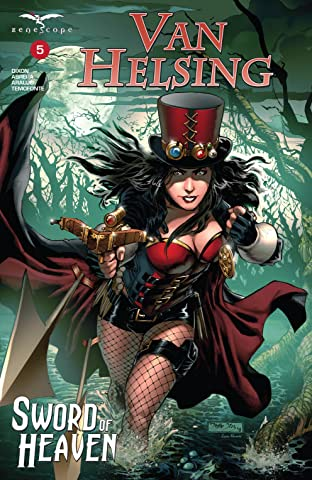 Van Helsing: Sword of Heaven #5