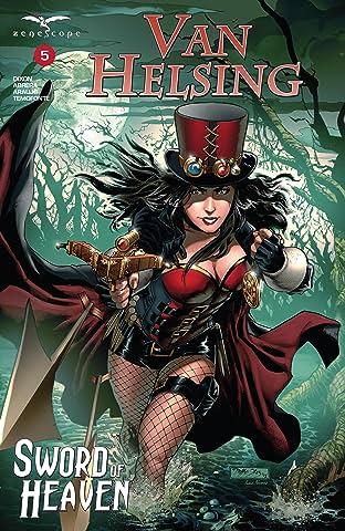 Van Helsing: Sword of Heaven #5