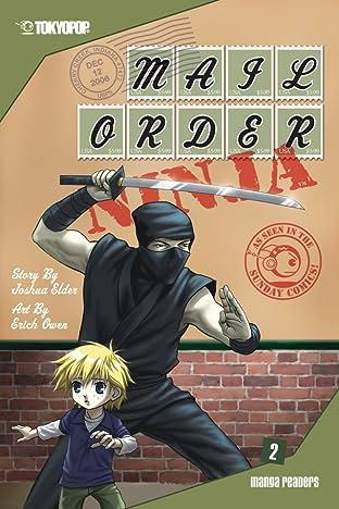 Mail Order Ninja Vol. 2