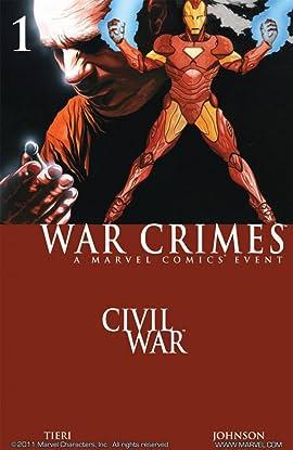 Civil War: War Crimes #1