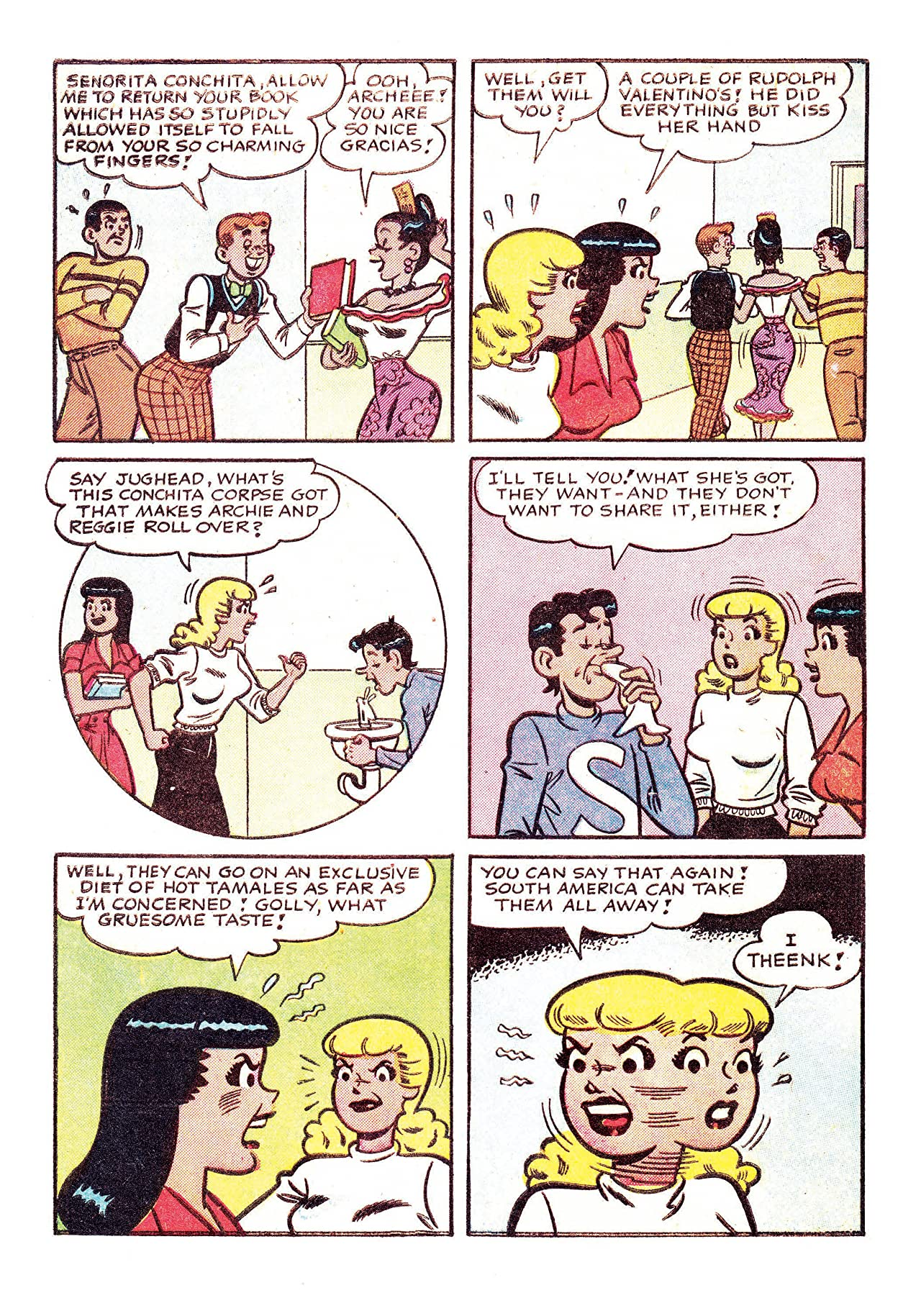 Archie's Girls Betty & Veronica #8